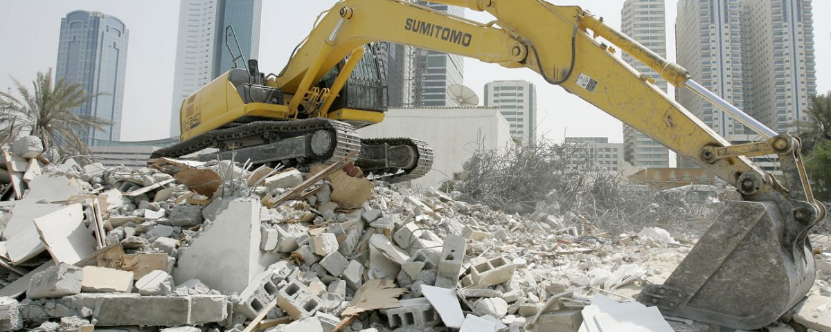 LAND DEVELOPMENT SACRAMENTO Demolished buildings , Recycle Rubble in Sacramento