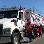 Aggregate Material Trucking Rancho Cordova